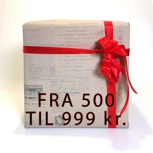 500-999 kr