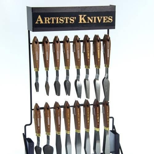 Spartler og maleknive