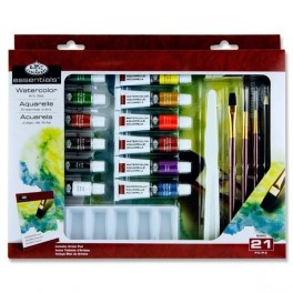R&L Watercolor Art Set