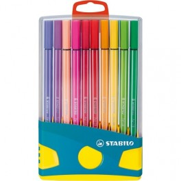 Stabilo ColorParade 1,0mm 20 stk/pk