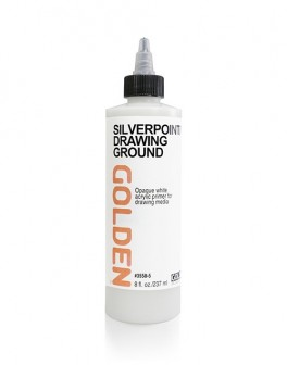 Golden Acryl 236 ml.3558 Silverpoint drawing ground