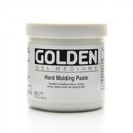 Golden Acryl 236 ml.3571 Hard Molding Paste