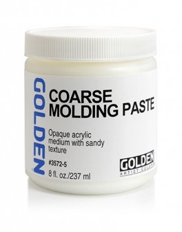 Golden Acryl 236 ml.3572 Coarse Molding Paste