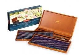 Derwent Limited Edition Water-Soluble Pencil Collection 120 stk/pk