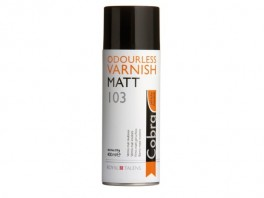Cobra Spray Varnish Matt 103 - 400 ml