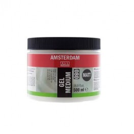 Gel medium Matt 080 - 250 ml