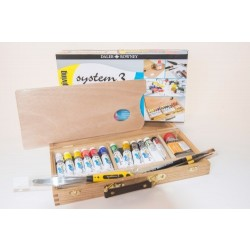 Artists' Wooden Box - System3